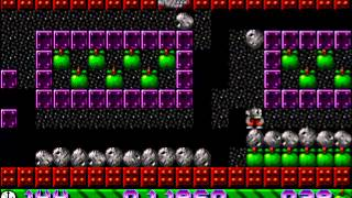 Atari ST Game - Herman (levels 1 to 14)