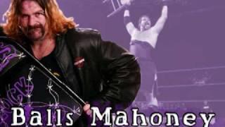 Balls Mahoney theme