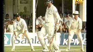 Michael Atherton 108 vs South Africa 2nd test 1999/00