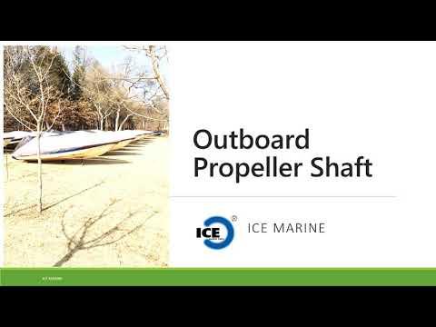 Outboard Propeller Shaft