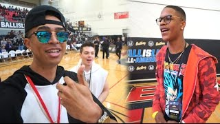 SHAQ'S SON SHAREEF CALLS ME OUT TO 1v1 HIM! FaZe House vs 2K House?!