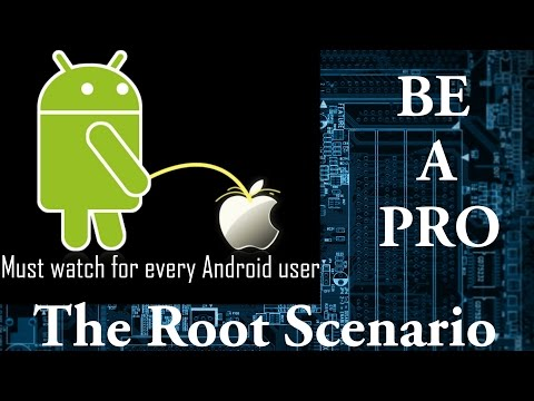 Root any Android device with or without pc