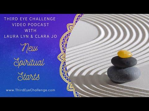 Episode 122 – New Spiritual Starts