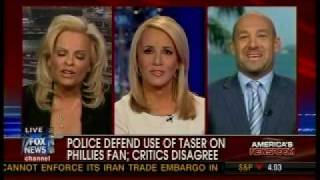 Kelly A. Saindon on Fox News Channel with Jamie Colby
