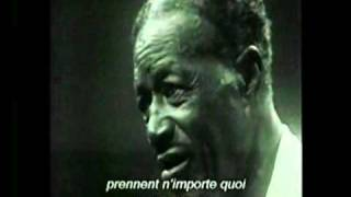 Son House Interview -