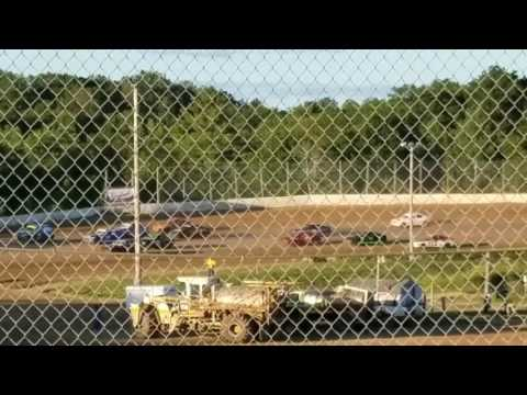 7/2/17 - Hornet Feature - Eagle Valley Speedway