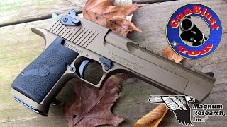 Magnum Research Desert Eagle Semi-Auto Pistol Giveaway - Gunblast.com