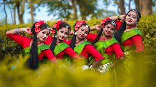 অসাধারণ একটি ঝুমুর নৃত্য 😍😍 | Dola Roy | New Jhumur Song | Joyjit Dance