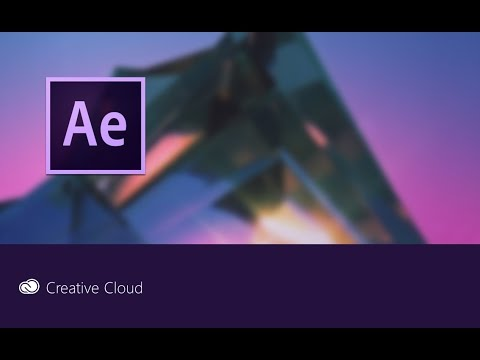 Adobe After effect Film Fade Transition