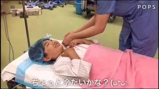 手術室へ行こう!