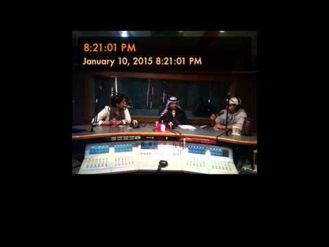 Coach MAH on OFM93.9 radio kuwait