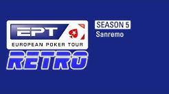 EPT Retro Season 5 Part 9 |  Old Poker, New Commentary