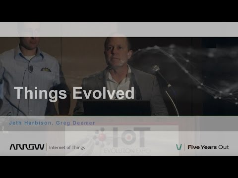 Arrow IoT Evolve Offering – Delivering Idea to Impact, Opportunity to Execution