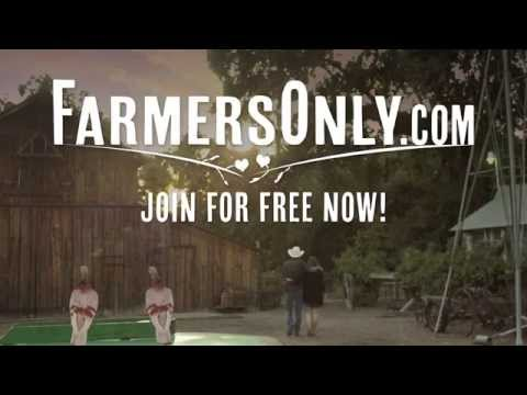 online dating for farmers commercial