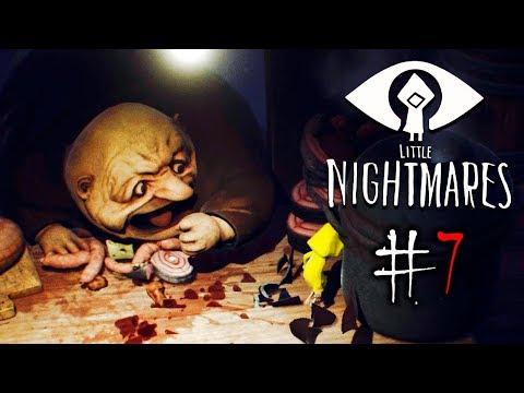 ГОСТИ! Мои Маленькие Кошмары - Little Nightmares #7