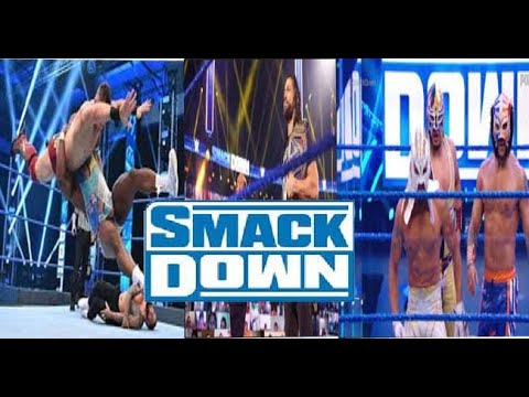 Download WWE Smack Down Highlights 21th November 2020 HD - WWE Smackdown Full Highlights 11/21/2020 HD