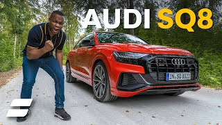 NEW Audi SQ8 Petrol Review: Top Speed SURPRISE On Autobahn | 4K