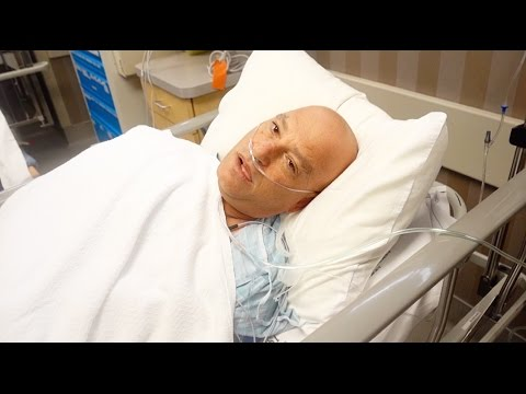Howie Mandel High After Endoscopy - YouTube