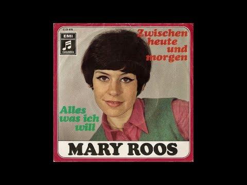 Mary Roos  Zwischen heute und morgen 1968