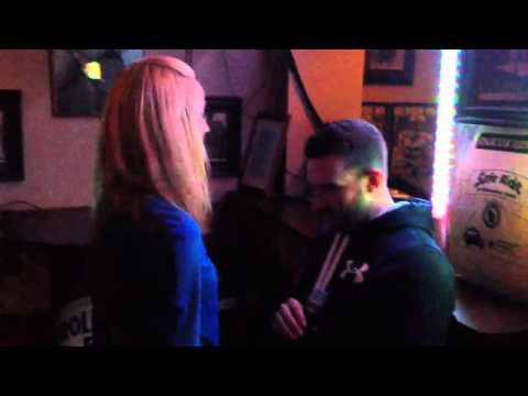 Karaoke at dickens