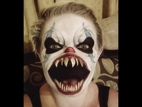 TOP 15 Creepiest Halloween Makeup Ideas