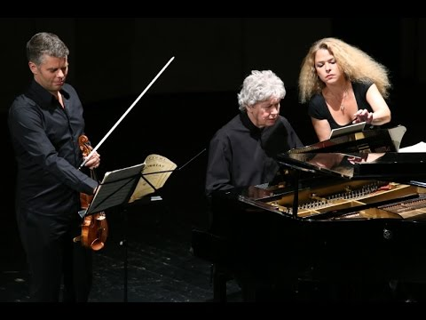 Barnabas Kelemen & Zoltan Kocsis - Kreisler Praeludium and Allegro - live 2016