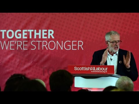 Britain's Labour Party Leader Undermined by Labour Members of Parliament (1/2)