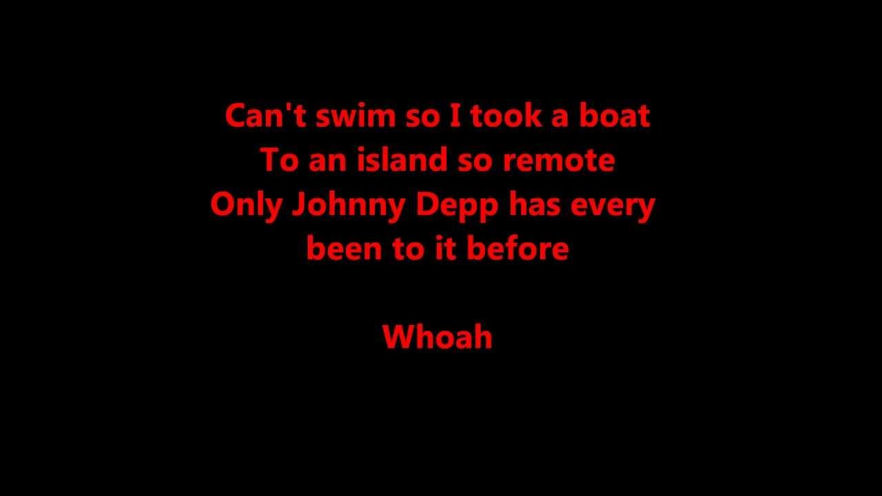 Mermaid lyrics train