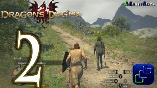 Dragon's Dogma: Dark Arisen Walkthrough - Part 2 - Newly Arisen