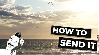 How to Send It! Y๐ur first KITELOOPS | Get High with Mike | Big Air Kitesurfing