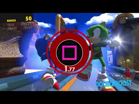 What if the Custom Avatar in Sonic Forces had actual voice clips? (Dubbed Lines for the Radio)