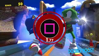 Video What if the Custom Avatar in Sonic Forces had actual voice clips? (Dubbed Lines for the Radio) download MP3, 3GP, MP4, WEBM, AVI, FLV Oktober 2018