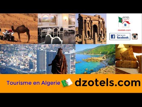 Tourisme en Algérie | Tourism in Algeria | dzotels.com