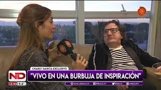 Charly está en Córdoba y eligió a El doce