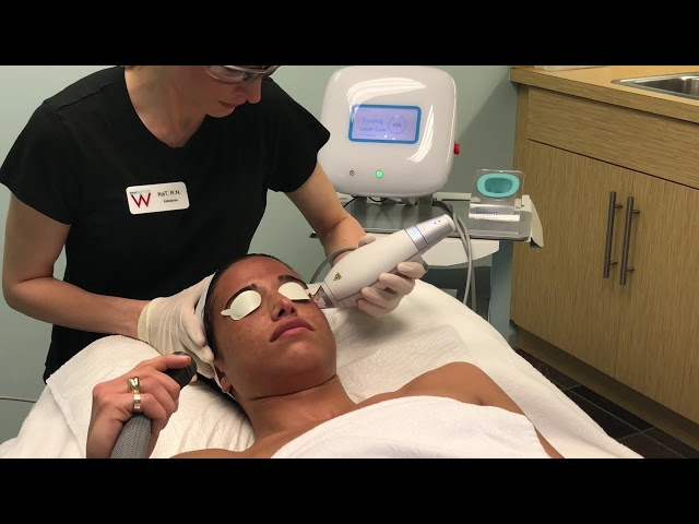 Clear + Brilliant Laser at The West Institute in Chevy Chase