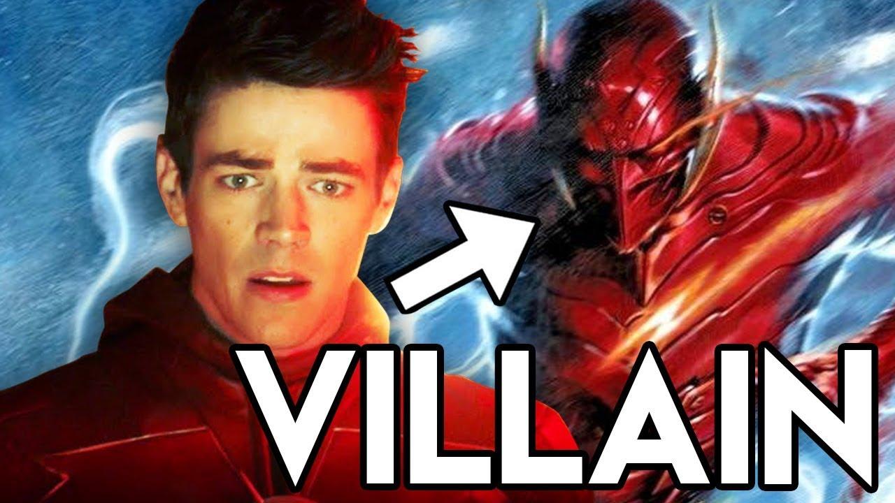 The Flash Season 6 Villain REVEALED? - RED DEATH & Dark Multiverse Explained