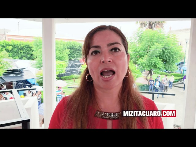 Rosy Salinas Peleará en tribunales los resultados del IEM en Zitácuaro