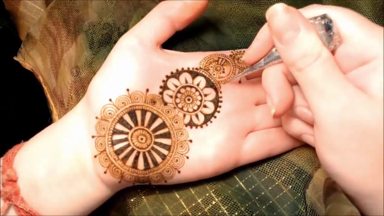 Beautiful Mehndi Designs For Front Hands Simple And Easy Best Mehndi
