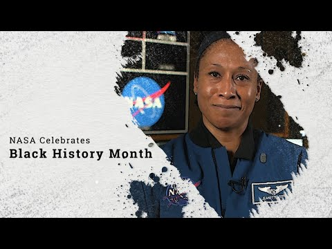 NASA Black History Month Astronaut Profile - Jeanette Epps
