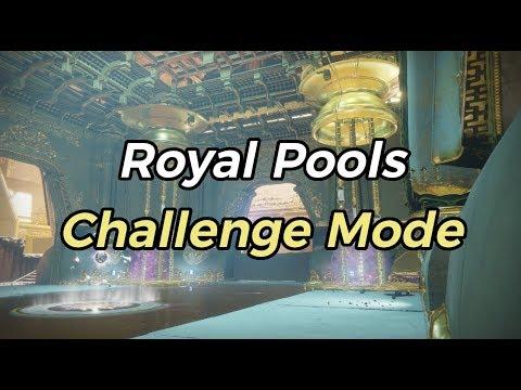 Destiny 2 - One Phase Royal Pools Challenge Mode