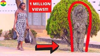 She Threw Away Her Bag! Top 40 Bushman Prank Reactions For December 2020! Laugh Hard!