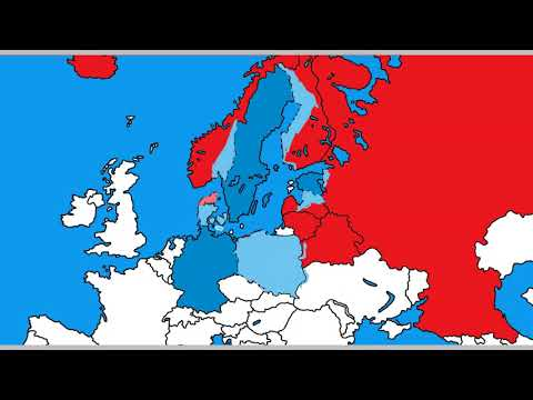 Sweden and Germany and Estonia vs  Russia Poland Norway Finland Denmark Ukraine Poland and Belarus