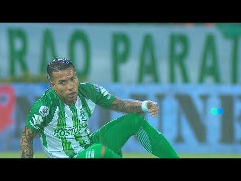 Resumen y goles de Nacional 2-0 Cali: cuartos de final Liga Águila 2018-I Deportes RCN