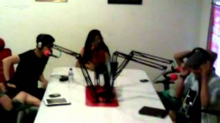 Live Interview Seventeen Studio Evella Fm Palangka Raya