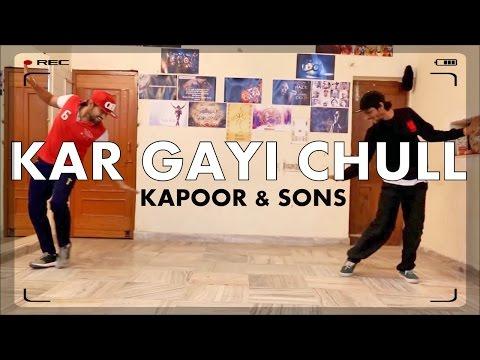 Kar Gayi Chull | Official Dance Choreography | Sidharth | Alia | Badshah | DeepakTulsyan