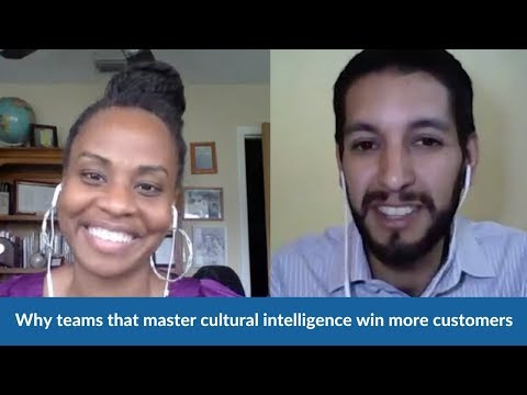 Why teams that master cultural intelligence win more customers  | Marcelo Baudino