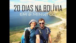 Bolívia 20 dias - Melhores pontos turísticos - Viagem - Mochilão - Te Guiaremos