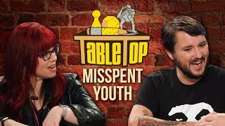 Video TableTop: Wil Wheaton Plays Misspent Youth w/ Amy Dallen, Kelly Sue DeConnick, & Matt Fraction pt. 1 download MP3, 3GP, MP4, WEBM, AVI, FLV Agustus 2018