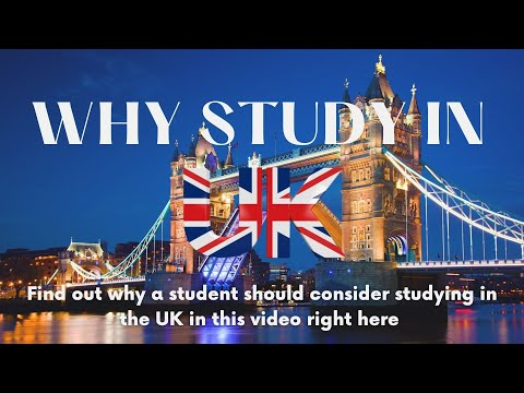Why Study in UK   ForeignAdmits