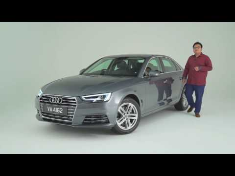 Audi A4 B9 2.0 TFSI Malaysia Walk-Around Tour - paultan.org